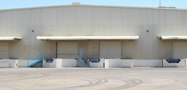 warehouse property list in Oman
